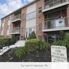 Rental info for Gorgeous Hanover, 1 bedroom, 1 bath
