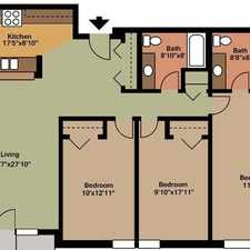 Rental info for Discover life at Maple Trails Apartment Homes. $860/mo