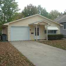 Rental info for House for rent in Emporia. Single Car Garage!