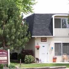 Rental info for Morris Hill Townhomes