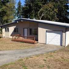 Rental info for Dog Friendly 3 bedroom home close to schools. Dog OK!