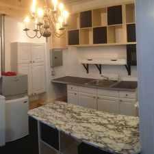 Rental info for E Palmer St & Belgrade St in the Philadelphia area