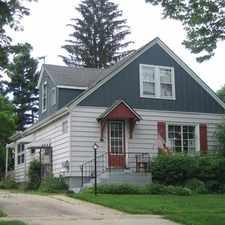 Rental info for 615 Franklin Street