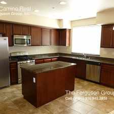 Rental info for 1788 Camino Real
