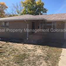 Rental info for 4345 Pierce Street in the 80033 area