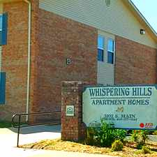 Rental info for Whispering Hills Apartments