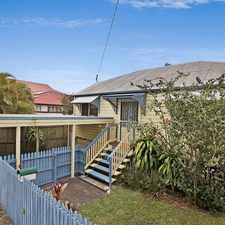Rental info for Cottage Style Living in Greenslopes