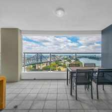Rental info for FULLY FURNISHED APARTMENT WITH AMAZING CITY VIEWS in the Fortitude Valley area