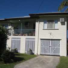 Rental info for Neat and Tidy Home in the Rockhampton area