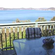 Rental info for FOUR BEDROOM HOME WITH WATERVIEWS in the Tascott area