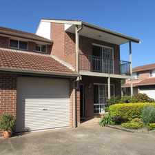 Rental info for Stylish & Convenient in the Kirrawee area