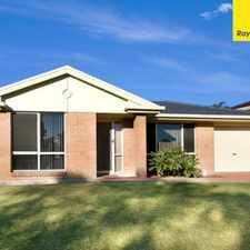 Rental info for Parkside living! in the Wollongong area