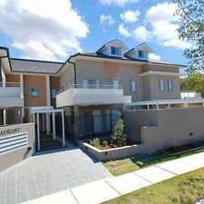 Rental info for WALK TO PENRITH CBD!! in the Sydney area