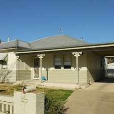 Rental info for Conveniently Central & Recently Updated in the Wagga Wagga area