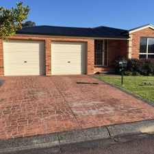 Rental info for Modern Family Home in Secure Estate in the Lake Munmorah area