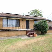 Rental info for Need to be central to Shops, Station & School? in the Macquarie Fields area
