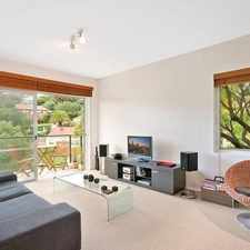 Rental info for Modern apartment in prized position