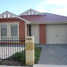 Rental info for Modern Low Maintenance home in the Adelaide area