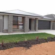 Rental info for 4 Bedroom home in the heart of Ocean Eyre Estate in the Whyalla area