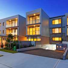 Rental info for LEASED! CONTEMPORARY 3 BEDROOM GARDEN APARTMENT IN AZURE DEVELOPMENT in the Cronulla area