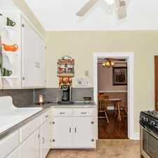 Rental info for Adorable Cape Cod Situated on a nice Corner Lot. Offstreet parking!