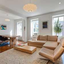 Rental info for $6850 Boerum Hill 3 Bed Duplex Skylights