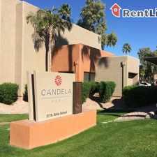 Rental info for 57 N Alma School Rd in the Mesa area