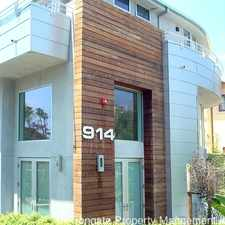 Rental info for 914 5th St in the Los Angeles area