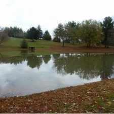 Rental info for Mini-estate in Virginia's Hunt Country