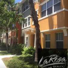 Rental info for 810 Marina Del Ray Lane