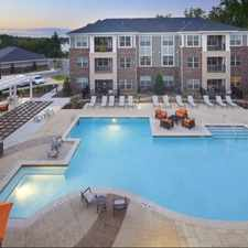 Rental info for The Village at Marquee Station Apartments in the Fuquay-Varina area