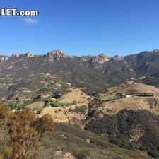 Rental info for $4000 3 bedroom House in West Los Angeles Malibu