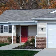 Rental info for A beautiful community in a natural, park-like setting, Allegheny Pointe was exclusively built with modern adults 55 and over in mind.