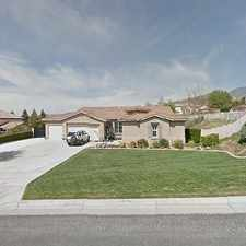 Rental info for Single Family Home Home in Yucaipa for For Sale By Owner