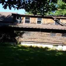 Rental info for Single Family Home Home in Nunda for Owner Financing