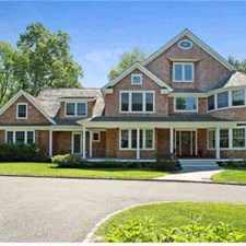 Rental info for Real Estate For Sale - Six BR, 6 1/Two BA Colonial in the Huntington area