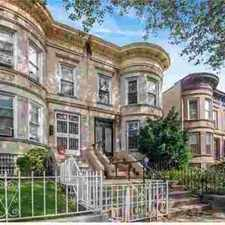 Rental info for Crown Heights Real Estate For Sale - Six BR, Two BA Townhouse