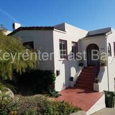 Rental info for Beautiful 4BR/2BA El Cerrito Family Home in the El Cerrito area