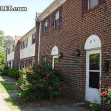 Rental info for $910 2 bedroom Townhouse in Chesapeake County in the Chesapeake area