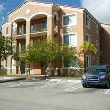 Rental info for 6851 SW 44th St #303 in the Miami area