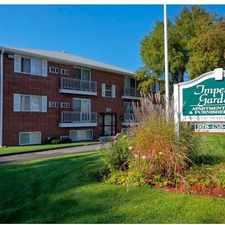Rental info for IMPERIAL GARDENS in the Lowell area