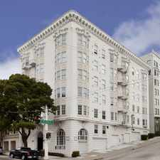 Rental info for 2600 VAN NESS Apartments in the Russian Hill area