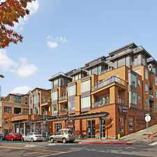 Rental info for Westwater Apartment