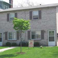 Rental info for 379 Wyandotte Ave in the Columbus area