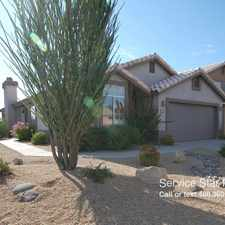 Rental info for 31056 N 40th Place