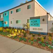 Rental info for Aqua North