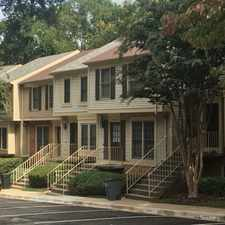 Rental info for Housing Opportunities Commission Townhomes Gaithersburg/Germantown