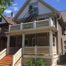 Rental info for 511 W. Washington in the Madison area