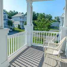 Rental info for Gorgeous waterfront three level house.