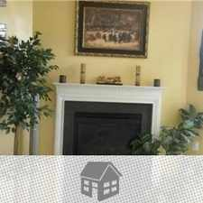 Rental info for Well maintained brick town house with over 1800 feet. Single Car Garage!